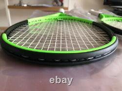 NEW Wilson Blade 98 18x20 CV Reverse L2 Countervail Tennis BLX Federer