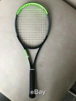 NEW Wilson Blade 98 Countervail 16x19 4 3/8 Tennis Racquet