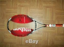 NEW Wilson K Factor Six-One 95 16x18 11.7oz 4 1/4 grip Tennis Racquet