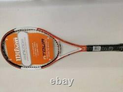 NEW Wilson NCODE N TOUR 95 16x20 4 3/8 grip Tennis Racquet