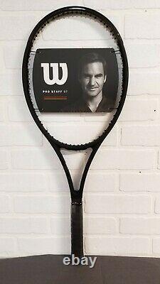 NEW Wilson Pro Staff 97 v13 Tennis Racquet