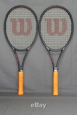 NEW Wilson RF 97 Autograph Limited Edition Tennis Racquet 4 3/8 Strung