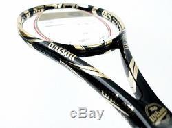 NEWWILSON JUICE 100S Spin Tennisschläger L2 racket 100 Years Limited Edition