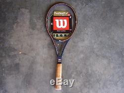 NEWithRARE/ Wilson Pro Staff 6.0 85 Tennis Racquet 1993 US Open Sampras Signature