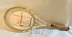 NOS Wilson Jack Kramer Autograph Millennium 4 1/2 Tennis Racket 1729/2000