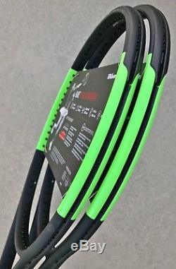 NWT 2017 WILSON BLADE 98 CV 18X20 Tennis Racquets! 4 1/4! $220! FREE STRING
