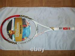 New 2012-2013 Wilson BLX Pro Staff 95 head 4 3/8 grip DIMITROV Tennis Racquet