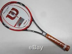 New Old Stock 2015 Wilson Pro Staff Rf97 Autograph Tennis Racquet (4 1/4)