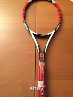 New Old Stock Tennis Racquet Wilson K Factor Six One Tour 90 Feferer