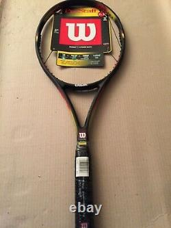 New Old Stock Tennis Racquet Wilson Pro Staff 95 6.1 Edberg