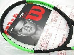 New Old Stock Wilson Blade 98 Ver6 (16x19) Tennis Racquet (4 1/4) Unstrung