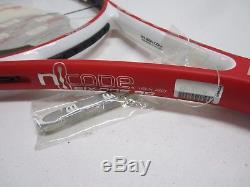New Old Stock Wilson Ncode N Six One 95 (18x20) Tennis Racquet (4 1/2)