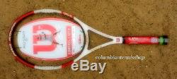 New Wilson BLX Pro Staff 95S Spin 16X15 3/8 (3) Roger Federer made with Kevlar