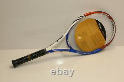 New Wilson BLX Tour LTD 95 43/8, MP, excellent feel & control, used by Justin Henin