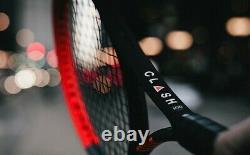 New Wilson CLASH 100 Tennis Racquet 16x19
