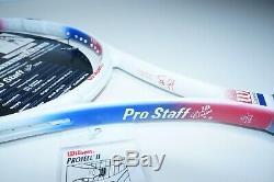 New Wilson Pro Staff 7.0 Lite Classic 95 Midplus Steffi Graf Racket 4 1/4 Usl2