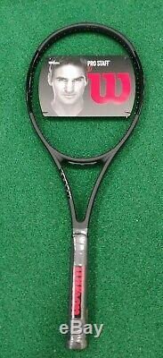 New Wilson Pro Staff 97 Tennis Racquet 11.1oz/315g Grip 4 1/2