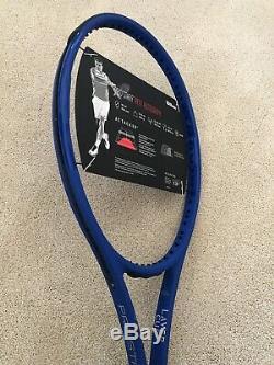 New Wilson Pro Staff RF97 Autograph Laver Cup Tennis Racquet Grip Sz 4 3/8 LTD