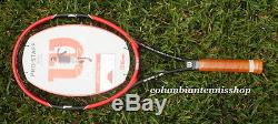 New Wilson Pro Staff RF97 STS ready Autograph racket 4 3/8 (3) MSRP $229