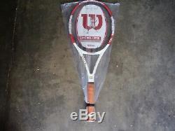 NewithWilson 2014 Pro Staff 6.0 90 Tennis Racquet 43/8 Discontinued Federer