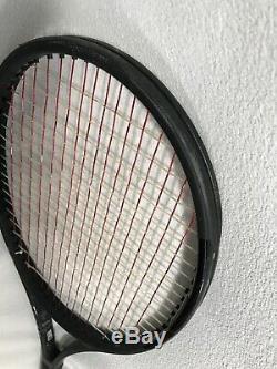 Pro Staff Rf97 Autograph Tennis Racket Black Edition 4 3/8