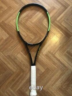 Pro Stock Wilson 98 Blade 312g Grip 3 Tennis Racket