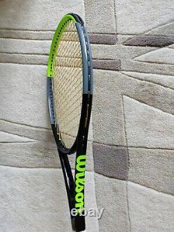 Pro Stock Wilson Blade 98 18x20 Glossy V7 (Pair) 4 3/8
