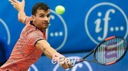 RARE Grigor Dimitrov Wilson Pro Staff 93S personal pro stock racquet 4 1/2 SEE