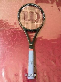 RARE NEW Wilson K Pro Staff 88 Sampras Autograph 4 1/4 grip Tennis racquet