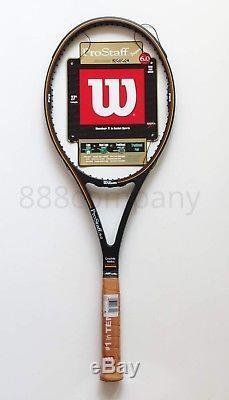 RARE NWT NOS Wilson Pro Staff Prostaff 6.0 Original Midsize 85 FEDERER 4 3/8
