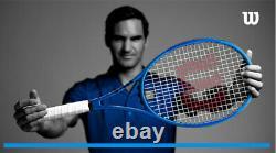 RARE New Wilson RF97 Autograph Laver Cup L3 4 3/8 Roger Federer Pro Staff Blue