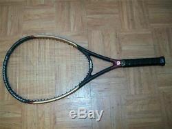RARE Wilson Hyper Hammer 2.8 Super Oversize 125 head 4 1/2 grip Tennis Racquet