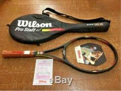 RARE Wilson Pro Staff Classic 85 4 3/8 L3 Edberg BRAND NEW MUST SEE