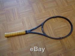 RARE Wilson Pro Staff Original KVQ St. Vincent Midsize 4 1/2 grip Tennis Racquet