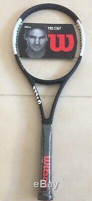 Raqueta De Tenis Wilson Pro Staff 97l Grip 2 Nueva A Estrenar Precintada