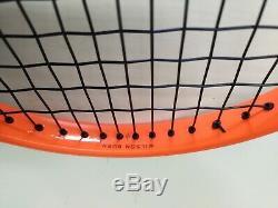 Rara Racchetta Racket Tennis Wilson H22 Pj Burn Pro Stock Grip L3
