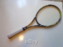 Rare Head Radical Tour Zebra Made in Austria 98 head 4 1/4 grip Tennis Racquet