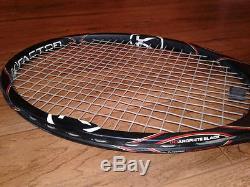 Rare Pete Sampras K Pro Staff Karophite Black Mid 88 Tennis Racket/Racquet 4 5/8