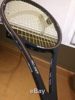 Rare Wilson Pro Staff Mid Size Legendary St Vincent Tennis Racquet Racket 4 5/8