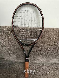 Rare Wilson Pro Staff Original 6.0 MidPlus 95 Federer Sampras Tennis Racquet