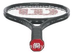 Roger Federer New Wilson Pro Staff Rf97 Autograph Tennis Racket Unstrung L3