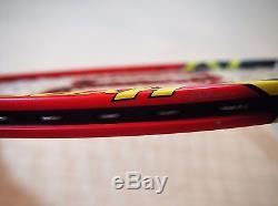 Roger Federer personal racquet 2001/2002 Wilson Hyper Pro Staff 85 (PS85 6.0 PJ)