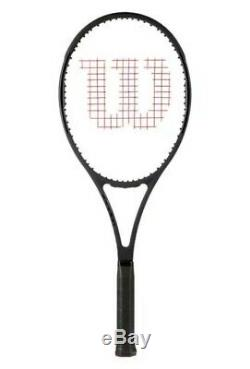 Special Edition Wilson Pro Staff 97 Black Tennis Racket Unstrung Grip 2