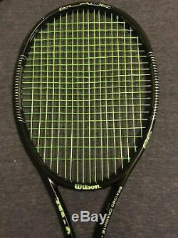Two Used Wilson Blade 98 (18X20, 4 1/4)