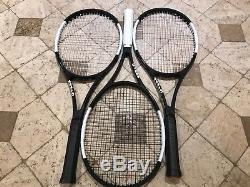 Up to 3 Wilson Pro Staff 97 Countervail White Tennis Racquets Rackets 4 3/8