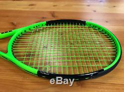 Used Wilson Blade 98L (16x19) LTD Inverse Grip 4 1/4 Tennis Racquet
