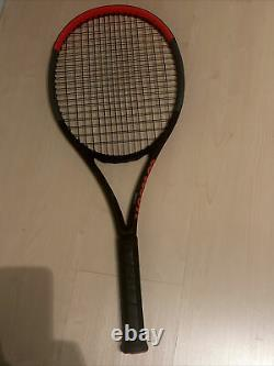 Used wilson clash 98 4 1/4 9.9 Out Of 10
