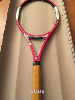 Very Rare Tennis Racquets Complete Collection Wilson Roger Federer