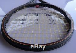 Vintage Wilson Pro Staff 6.0 85 tennis racket 4 1/1 Sampras St. Vincent KOQ