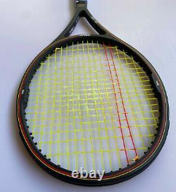 Vintage Wilson Pro Staff 6.0 85 tennis racket 4 5/8 Sampras St. Vincent JNQ